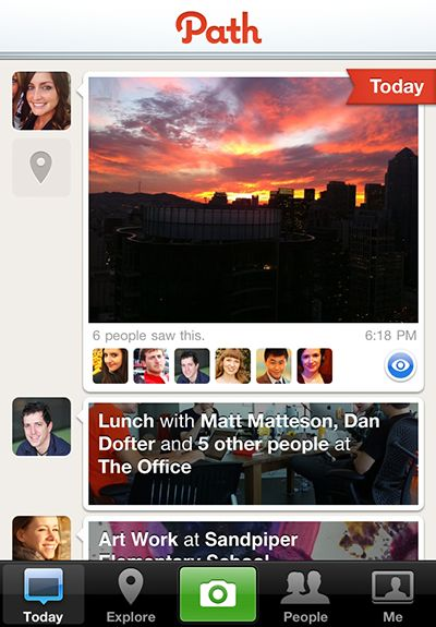 Path: The Path to a Limited Social Network is Here