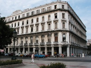 Havana, Cuba Shopping District
