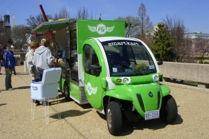 Study:  Green Transportation Pays Tangible Dividends