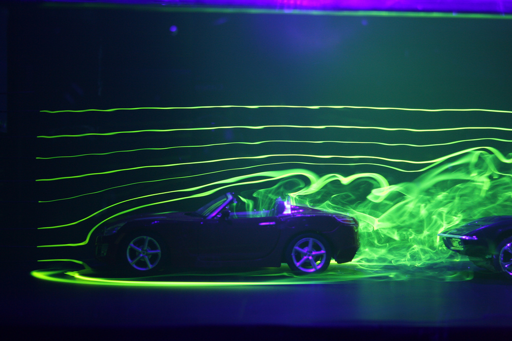 vehicle aerodynamics