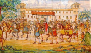 venida_felipe_ii_a_valladolid_grande