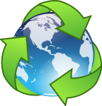 145px-earth_recyclesvg