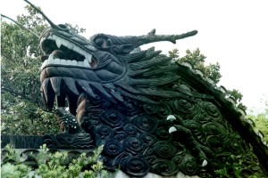 non-Imperial Chinese dragon, Shanghai
